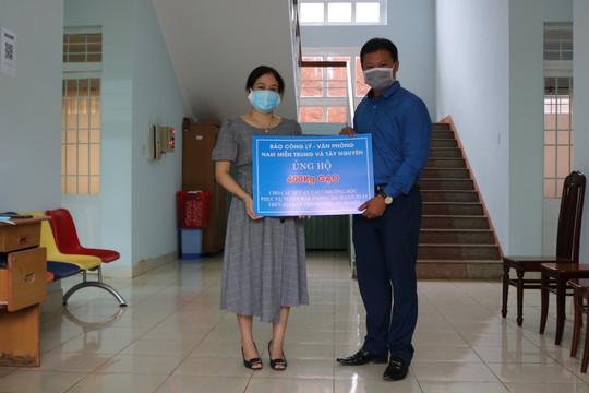 Đắk Nông: Giáo viên chung tay cùng tuyến đầu phòng, chống dịch