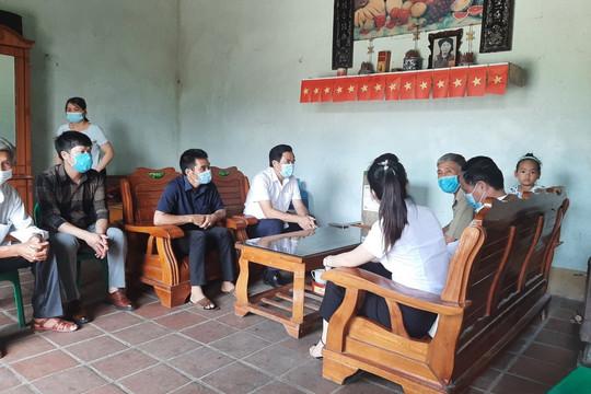 Tòa án nhân dân tỉnh Lạng Sơn tri ân các anh hùng, liệt sỹ