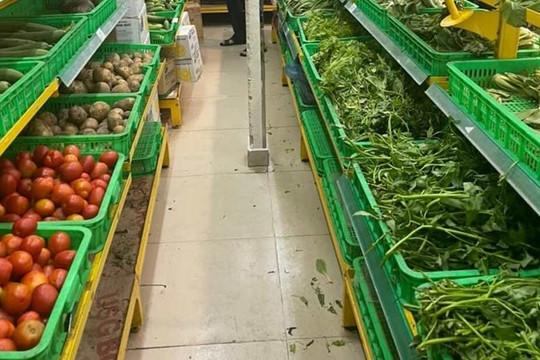 Nhiều mặt hàng nông sản cung sẽ vượt cầu