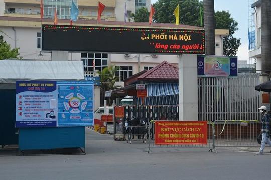 Hà Nội tìm người đến Bệnh viện Phổi Hà Nội trong 20 ngày qua