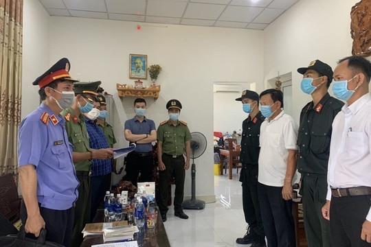 Khởi tố Giám đốc và Phó Giám đốc Cảng hàng không Quốc tế Phú Bài