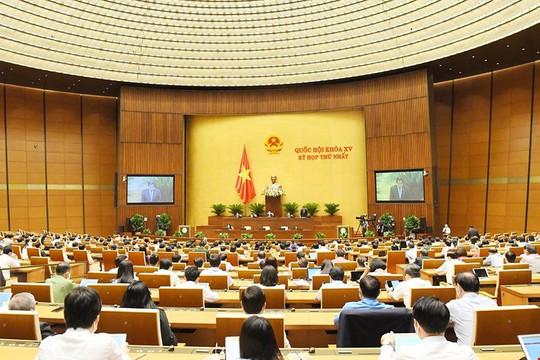 Danh sách 4 Phó Thủ tướng và 22 bộ trưởng, trưởng ngành được Thủ tướng trình Quốc hội phê chuẩn