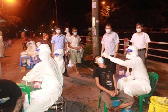 Xuất hiện chùm ca bệnh dương tính với SARS-CoV-2 trong một gia đình tại Hải Dương