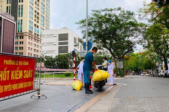 Hà Nội: Tạm thời phong tỏa Vincom Bà Triệu