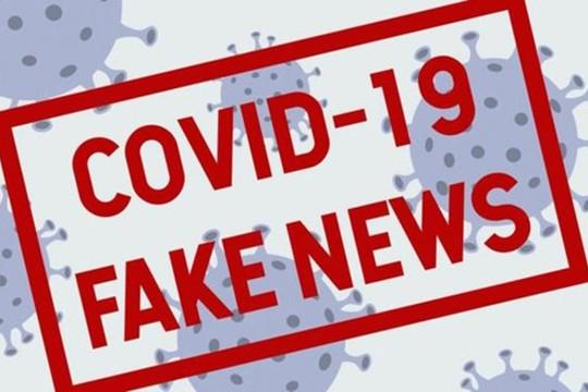 """Tin giả """"đổi trắng, thay đen"""" trên mạng về dịch Covid – 19: Ứng phó ra sao?"""