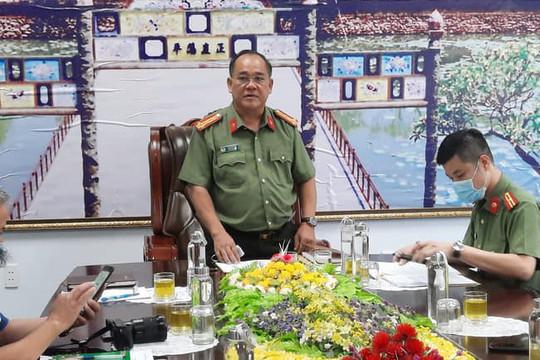 Công an tỉnh TT-Huế thông tin vụ Tham ô tài sản tại Cảng hàng không Quốc tế Phú Bài