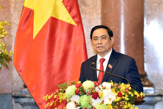 Thủ tướng: Chính phủ sẽ xứng đáng với niềm tin, hy vọng của Nhân dân