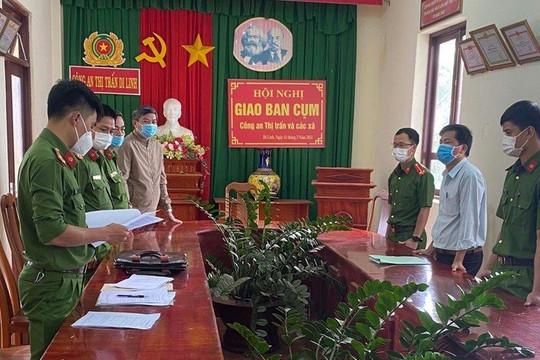 Di Linh, Lâm Đồng:  Nguyên cán bộ Phòng Tài nguyên Môi trường bị Khởi tố