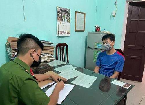 Nam Định: Làm giả nội dung giấy xét nghiệm để qua chốt kiểm dịch