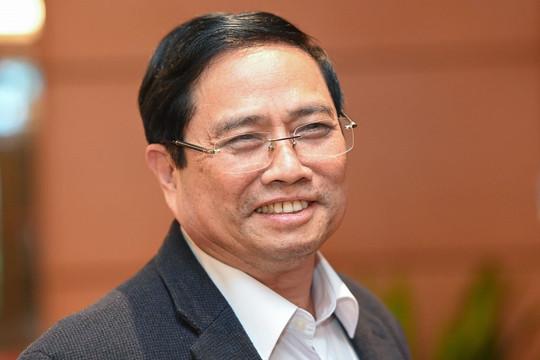 Ban hành Nghị quyết phê chuẩn Thủ tướng là Phó Chủ tịch Hội đồng Quốc phòng-An ninh
