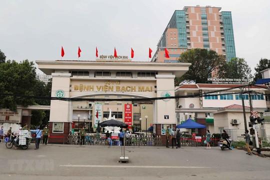 """Hà Nội yêu cầu các cơ sở khám, chữa bệnh triển khai mô hình """"4 tại chỗ"""""""