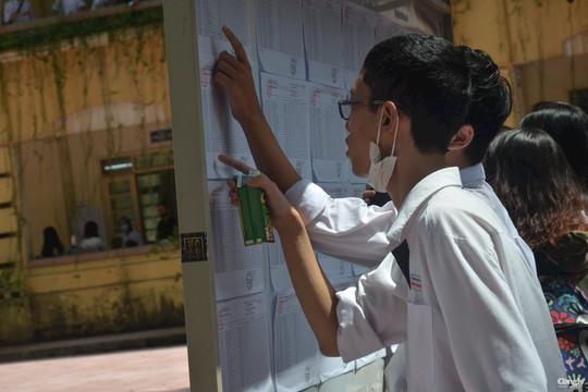 ĐH Quốc gia Hà Nội đề nghị Sở GDĐT hỗ trợ lập danh sách thí sinh dự thi đánh giá năng lực