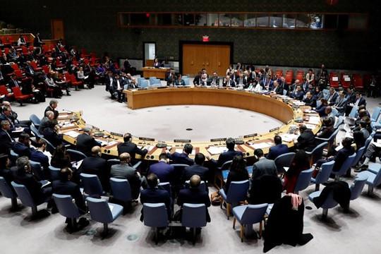 Ấn Độ đảm nhiệm vai trò Chủ tịch Hội đồng Bảo an tháng 8/2021