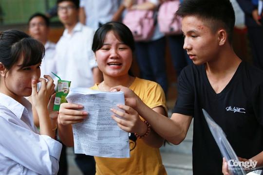 Đại học Kinh tế Quốc dân công bố điểm chuẩn năm 2021