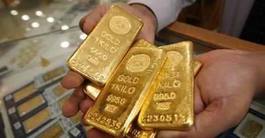 Giá vàng hôm nay 2/8: Vàng SJC sắp cán mốc 58 triệu đồng/lượng