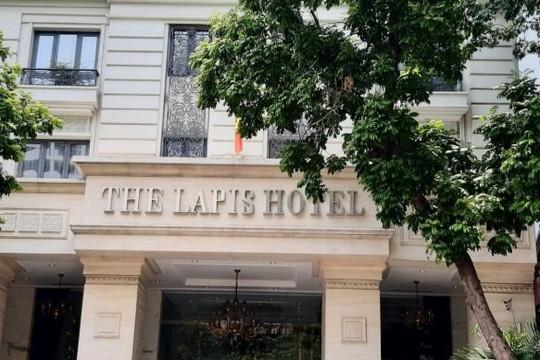 Bắt nhóm đối tượng sử dụng ma túy tại khách sạn The Lapis ở Hà Nội
