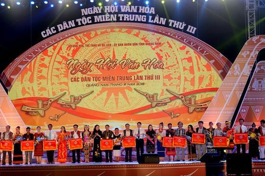Tạm dừng tổ chức Ngày hội văn hóa các dân tộc miền Trung lần thứ IV tại Bình Định
