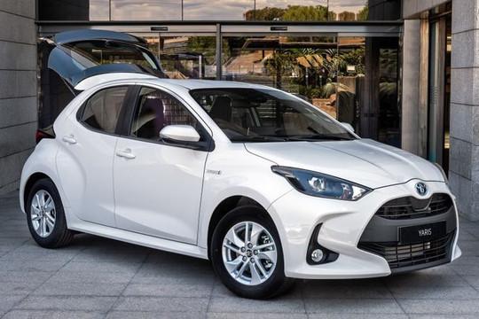 Toyota Việt Nam dẫn đầu doanh số xe du lịch nửa đầu năm