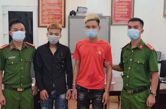Đông Anh: Bắt giữ các đối tượng buôn bán ma túy khi tuần tra phòng chống dịch