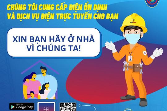 EVNHANOI khuyến nghị khách hàng tăng cường sử dụng các dịch vụ điện trực tuyến