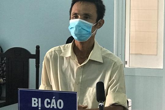 Lĩnh án 12 tháng tù vì chống người thi hành công vụ ở Sóc Trăng