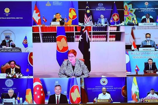 Hội nghị Bộ trưởng Ngoại giao ASEAN-Australia