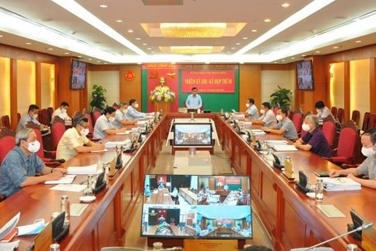 UBKT Trung ương kỷ luật, đề nghị kỷ luật nhiều cựu lãnh đạo Hà Nội, TPHCM