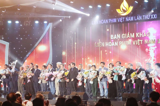 Lùi thời gian tổ chức Liên hoan Phim Việt Nam lần thứ XXII đến tháng 11