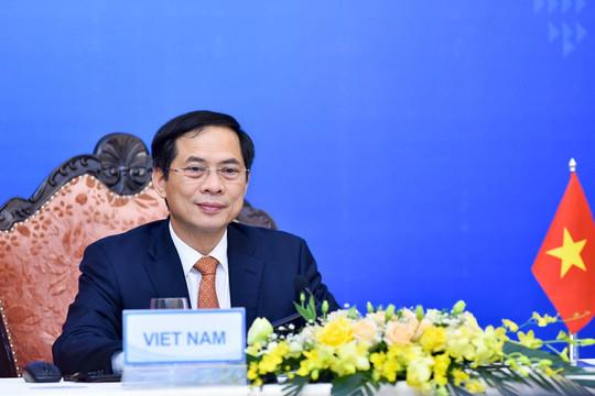 Việt Nam tham dự Hội nghị Bộ trưởng Những người bạn của Mekong lần thứ nhất