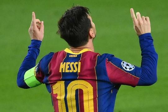 Barca gặp khó vụ gia hạn với Messi vì La Liga?