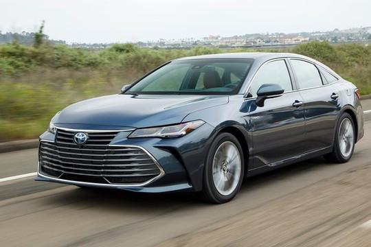 Toyota quyết định ngừng sản xuất Avalon trong năm 2022
