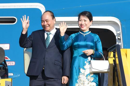 Chủ tịch nước Nguyễn Xuân Phúc và Phu nhân sắp thăm hữu nghị chính thức Lào