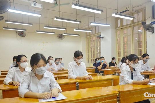 Bắc Giang: 24/8 sẽ công bố kết quả thi  tốt nghiệp THPT năm 2021 đợt 2