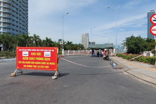 Đà Nẵng đóng cầu Sông Hàn và cầu Thuận Phước để đảm bảo công tác phòng, chống dịch