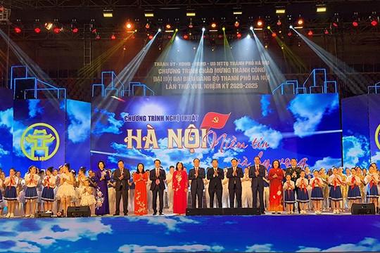 Hà Nội ban hành Chương trình số 06-CTr/TU về phát triển văn hoá