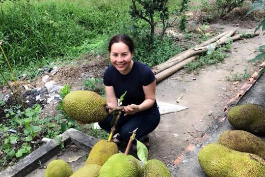 Xúc động lời kêu gọi giúp nhau mùa dịch của Nữ hoàng doanh nhân Kim Chi