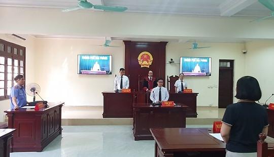 TAND TP. Hải Phòng thử nghiệm phiên tòa xét xử trực tuyến