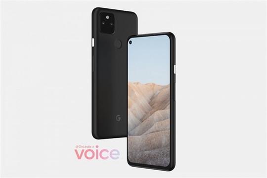Google Pixel 5a sẵn sàng ra mắt với giá 450 USD