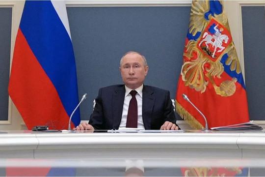 Tổng thống Putin kêu gọi đấu tranh chống tội phạm xuyên quốc gia trên biển