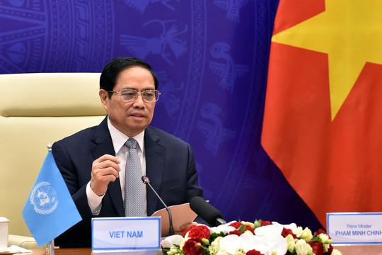 Thủ tướng: 3 đề xuất quan trọng ứng phó hiệu quả với các thách thức an ninh biển