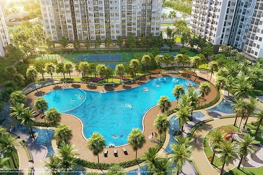 Vinhomes mở bán GS1- Toà tháp căn hộ cửa ngõ của phân khu The Miami