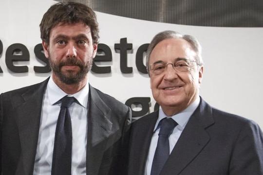 Lãnh đạo Real Madrid chống đối La Liga