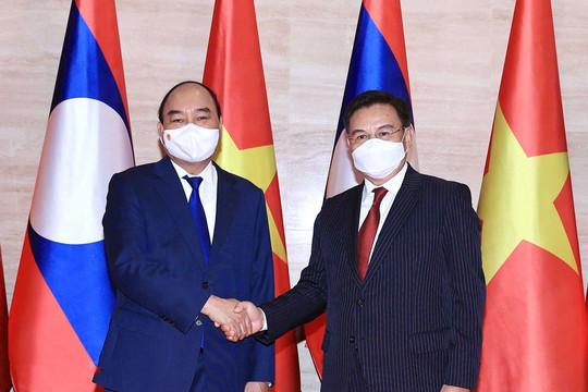 Việt Nam-Lào: Tăng cường hợp tác xây dựng hoàn thiện thể chế, hệ thống pháp luật
