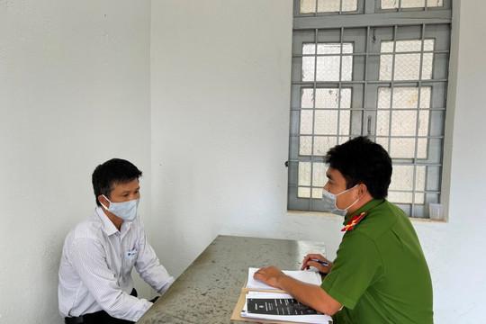 Khởi tố Giám đốc Trung tâm Viễn thông huyện Đắk Mil