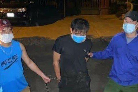 Phạm nhân bị bắt sau 4 tháng trốn khỏi trại giam