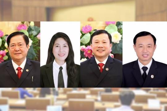 Quốc hội ban hành Nghị quyết về việc bổ nhiệm Thẩm phán TANDTC