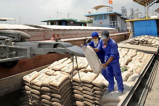 Xuất khẩu xi măng tăng trưởng mạnh giữa đại dịch