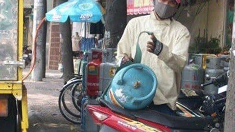 Lái xe đi lừa đảo hàng chục đại lý gas