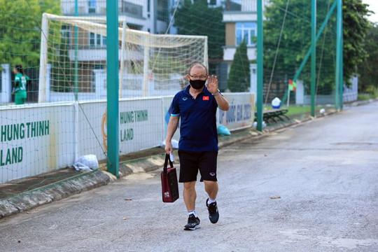 HLV Park Hang-seo trở lại công việc tại ĐT Việt Nam