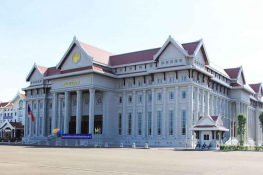 Cận cảnh Tòa nhà Quốc hội mới – Biểu tượng mối quan hệ Việt - Lào
